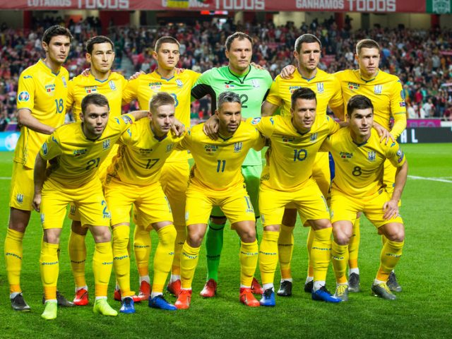 Ukraine's soccer team releases EURO 2020 music playlist – players pick just one Ukrainian tune but select THREE songs by Russians