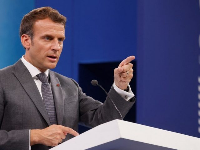 Amid 'sausage war' spat with BoJo, France's Macron asks UK not to 'waste time' with Brexit controversies