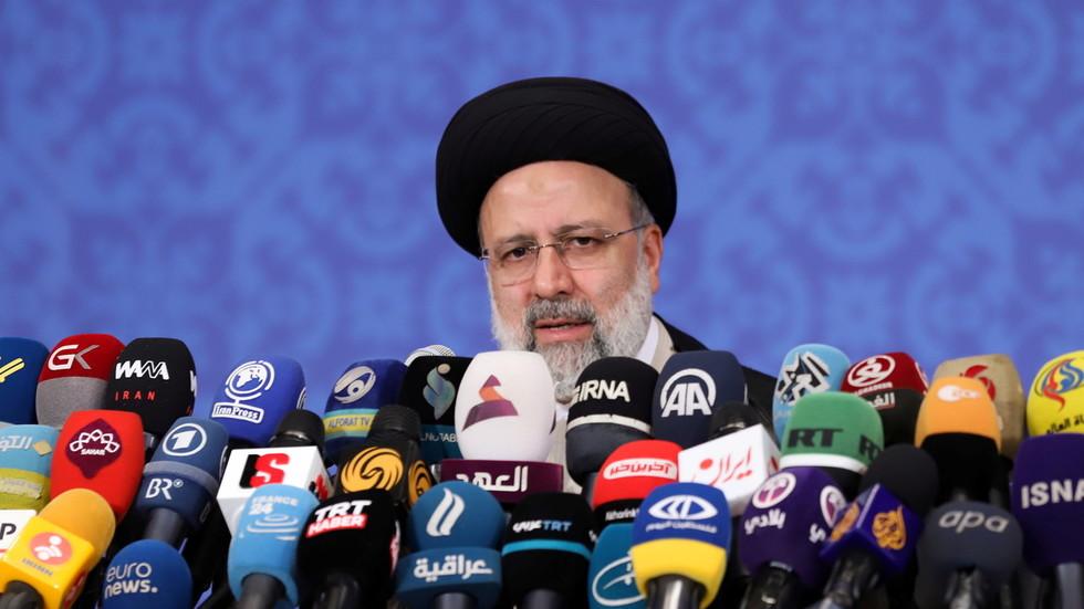 Iran's president-elect