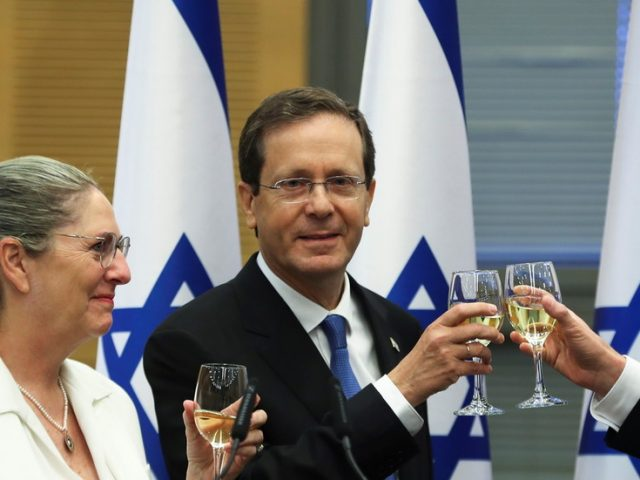 Herzog elected Israel's new president with 87 votes, as midnight deadline looms for opposition to oust Netanyahu