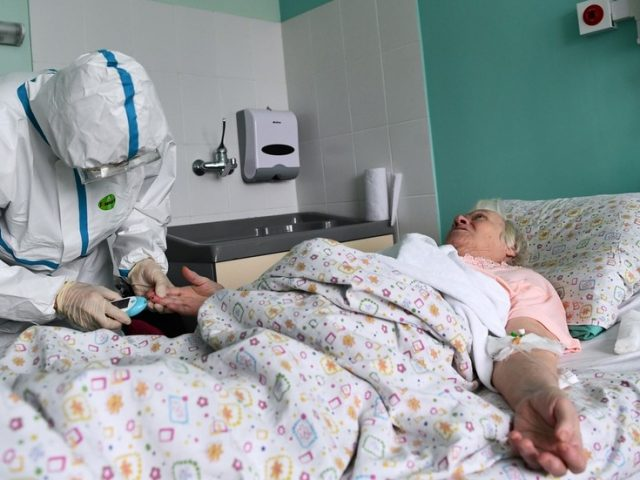 Health minister reveals death rates have fallen to pre-pandemic levels in most of Russia, but some remote regions still struggling