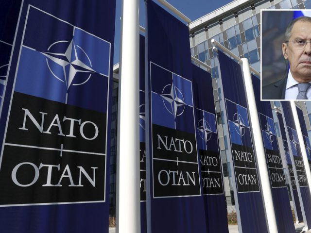 NATO is completely refusing all military cooperation with Russia, despite Moscow's offer of dialogue, says Foreign Minister Lavrov