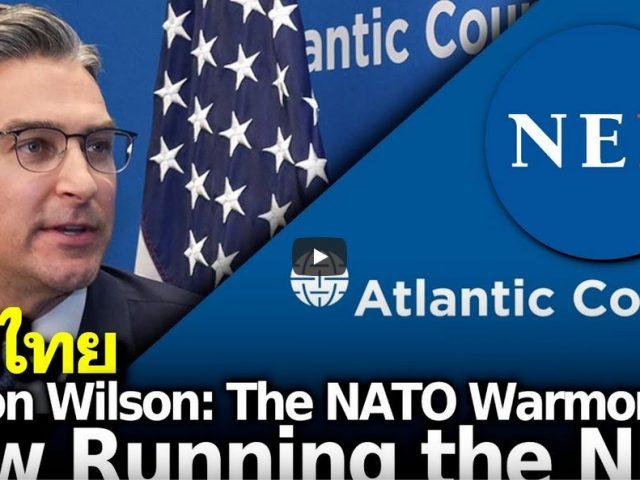 Damon Wilson: The NATO Warmonger Now Running the US National Endowment for Democracy