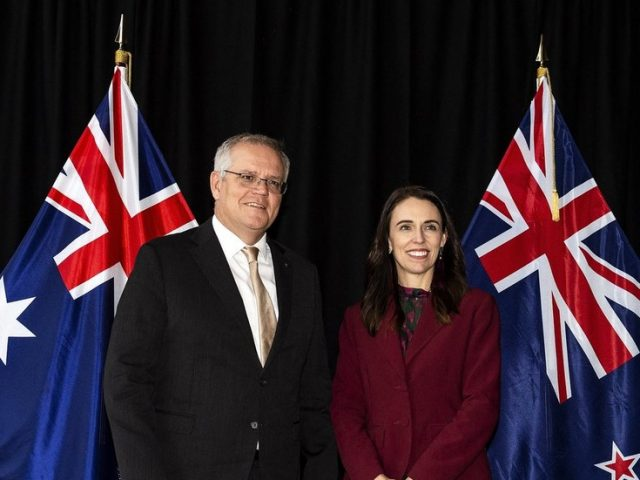 Australia and New Zealand unite in 'concerns' over Beijing after NZ was accused of seeking 'fast Chinese buck'