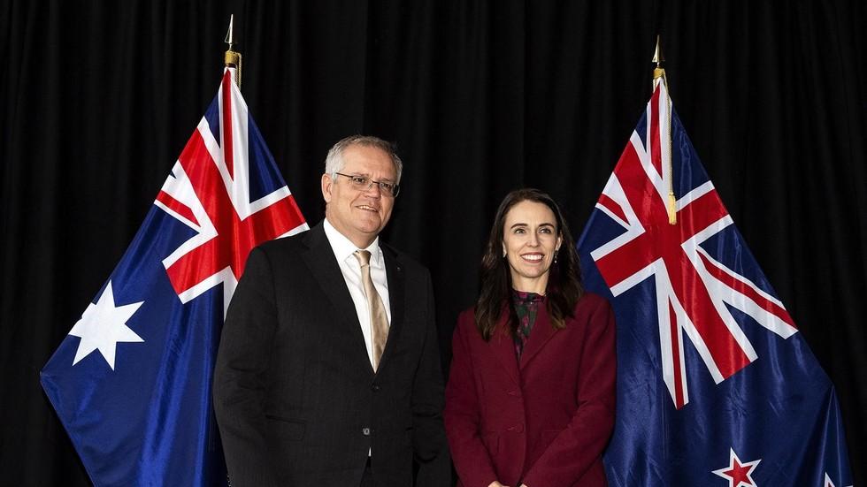 New Zealand PM Jacinda