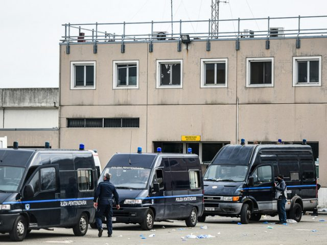 'Horrible massacre': More than 50 warders targeted in probe over heavy-handed suppression of Covid-19 riot in Italian prison