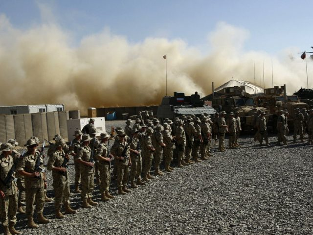 Poland announces plan to join NATO allies in withdrawing troops from Afghanistan