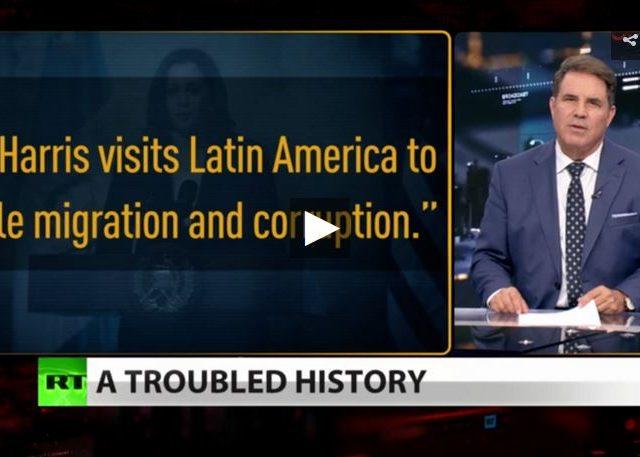 Kamala Harris's gaffe-laden Latin America photo op laughable! (Full show)