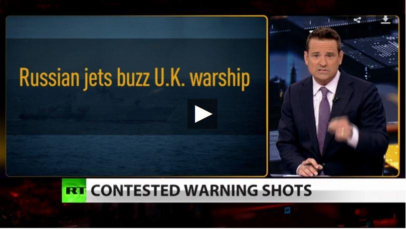 Rick Sanchez Russian warning shots