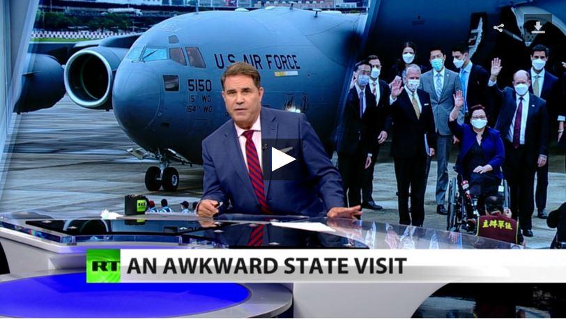 Rick Sanchez state visit