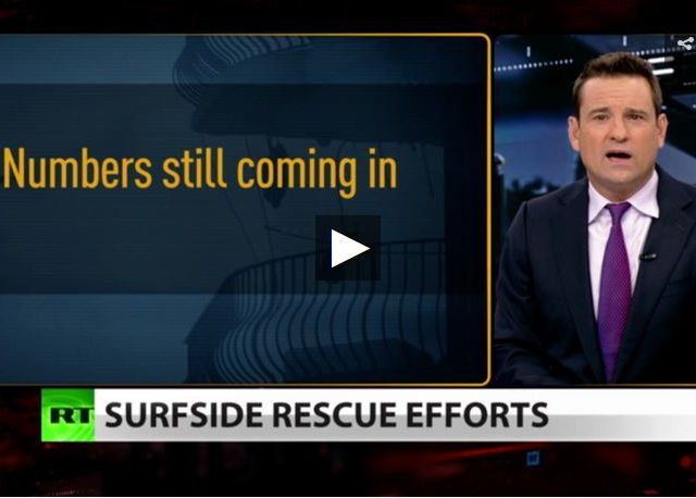 159 people still missing in Florida condo collapse (Full Show)