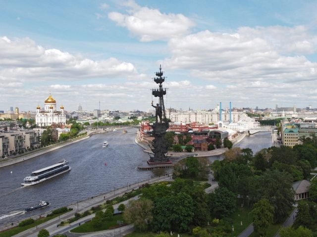 Russian economy continues to rebound with huge surge in May