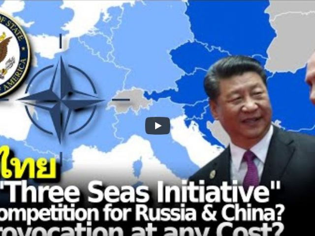"""US-EU Belt & Road """"Alternative"""" Seeks to """"Free"""" Eastern Europe from its Sovereignty"""