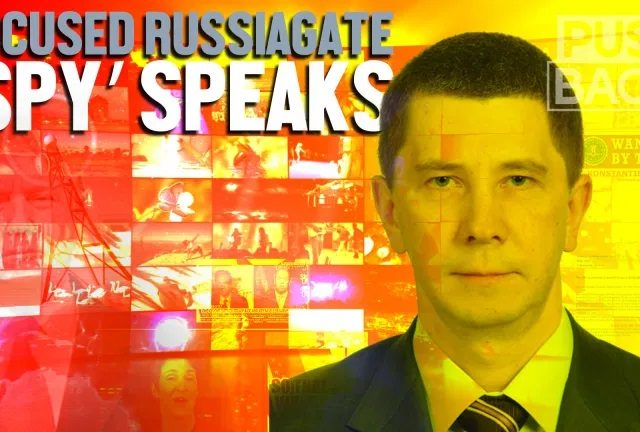 Russiagate target Kilimnik speaks out on 'spy' claims, Trump-Russia conspiracy theories
