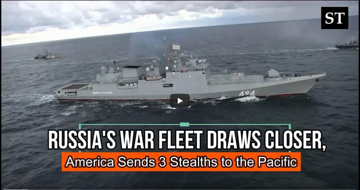 Russia's war fleet