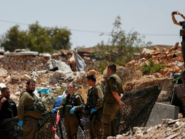 IDF 'neutralizes' Palestinian woman who rammed and stabbed Israeli troops in West Bank