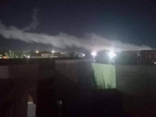 Pentagon announces strikes on Iraq-Syria border 'at Biden's direction'