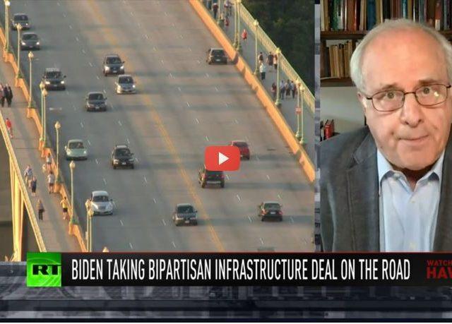 Biden's infrastructure challenge & Pentagon battles GOP culture wars
