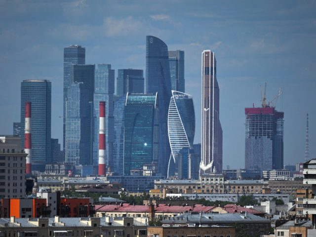 Russia enters global top ten for house price growth, with real estate values shooting up as elites bring money home from abroad