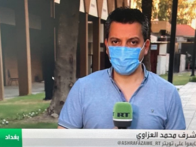 RT reporter in Baghdad detained by Iraqi security forces