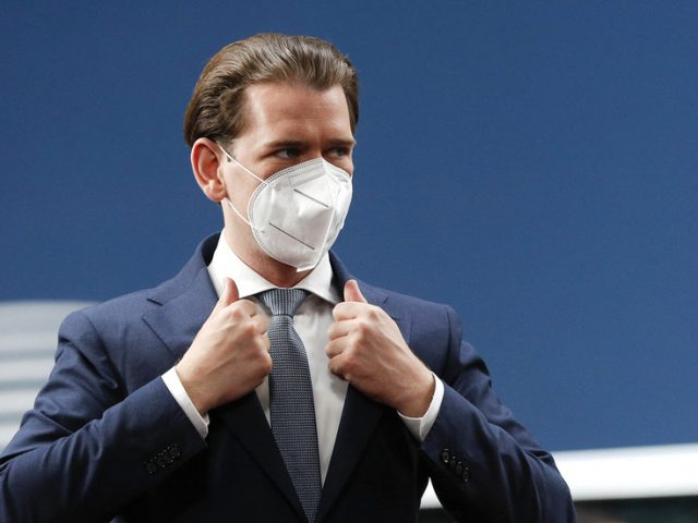 Austria's Kurz vows 'no stop' to deportations of Afghan asylum seekers after policewoman assaulted