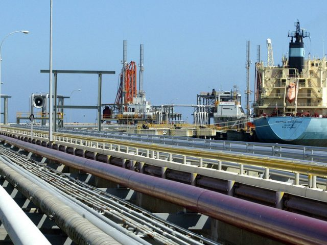Venezuelan crude exports soar 66% year-on-year