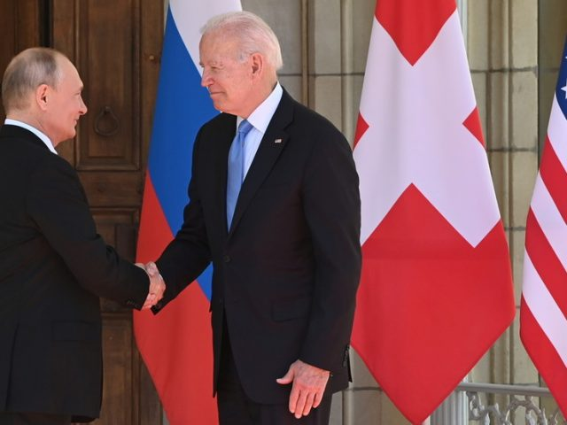 Putin & Biden had productive meeting but any improvement in Russo-American relations will take 'number of months,' says Kremlin