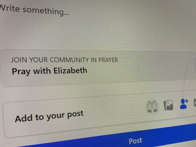 Faith-book? Users blast Facebook's 'creepy' prayer tool after company admits it's used to create personalized ads