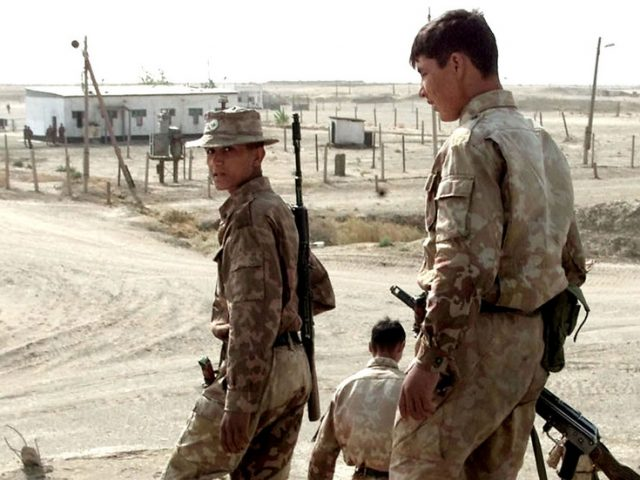 More than a thousand Russian & Uzbek troops sent to border with Afghanistan as Taliban gains ground following American withdrawal