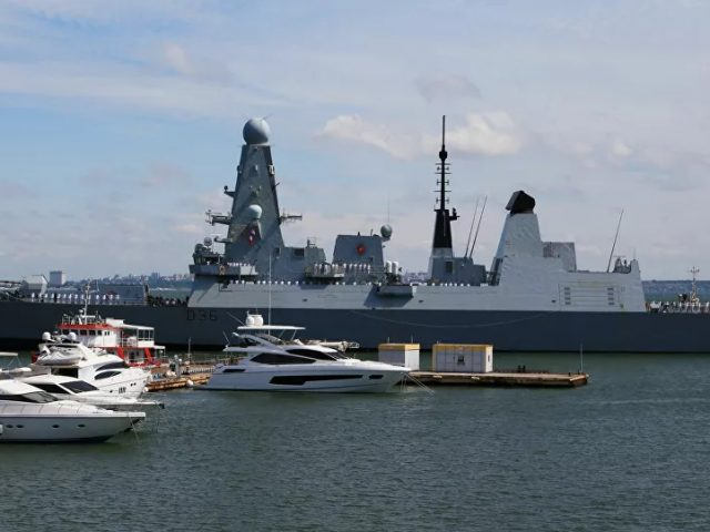Raab: UK Ships to Continue to Sail Waters Near Crimea After HMS Defender Incident