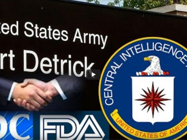 Undeniable Evidence: Covid19 from Fort Detrick CIA lab, released in Wuhan to blame it on China!
