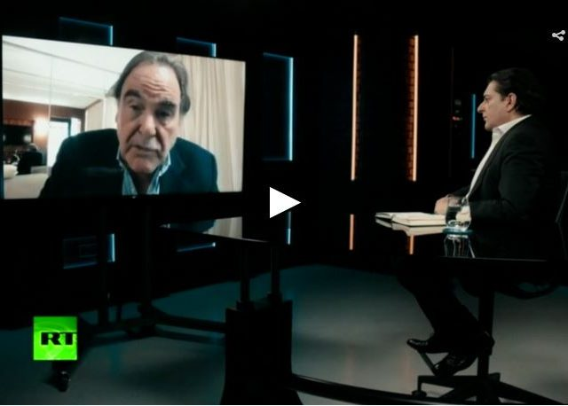 Oliver Stone exposes JFK assassination cover-up
