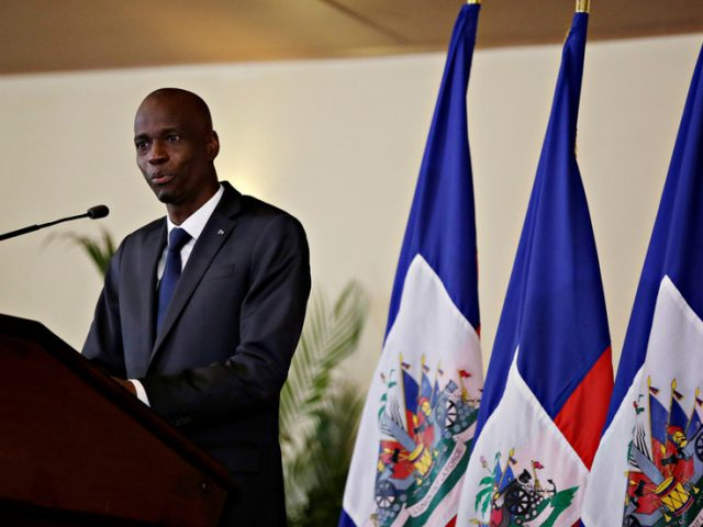 Haitian President Jovenel Moise assassinated at home during the night, wife injured by gunshot – PM
