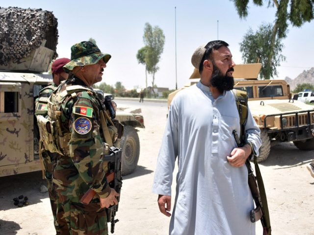 India pulls diplomats from Afghanistan's second-largest city as Taliban boast rapid territorial gains