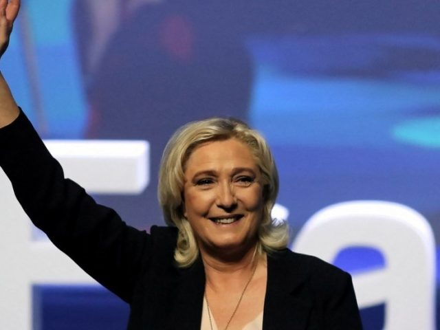 Marine Le Pen re-elected as leader of French right-wing National Rally party