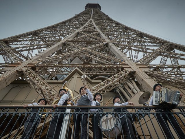 Paris' iconic Eiffel Tower reopens after nine-month Covid hiatus, its longest closure since WWII