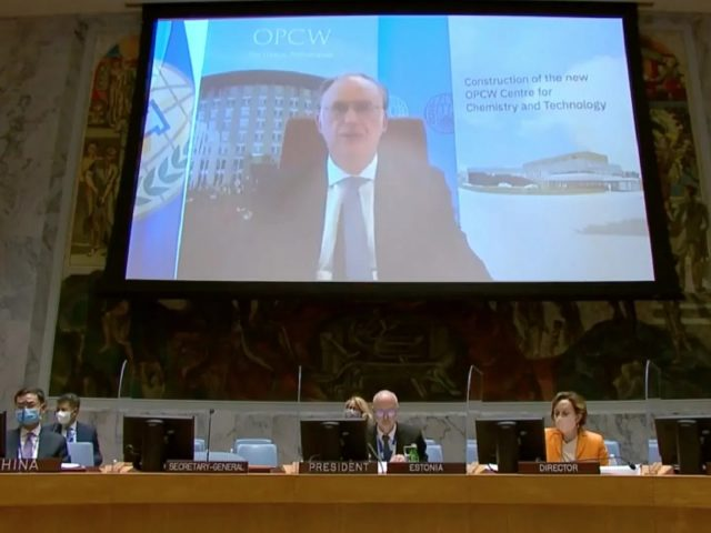 Pressed for answers on Syria cover-up, OPCW chief offers new lies and excuses