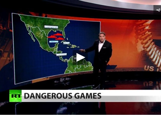 Is NATO trying to provoke Russia w/ war games in Black Sea? (Full show)