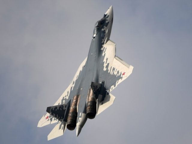 Five countries interested in Russia's state-of-the-art Su-57 fighter jet