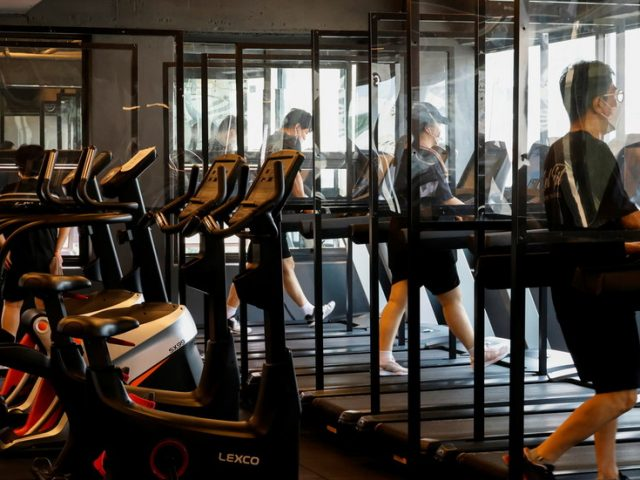 Turn down the music & slow your treadmill! Seoul introduces bizarre Covid-19 measures to combat virus surge