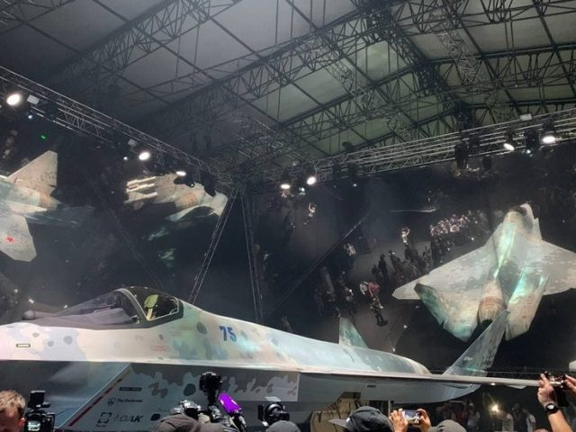 Weapon of the future, today: Russia unveils 'Checkmate', new 5th-generation lightweight stealth fighter, unmanned version in works