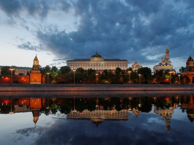 Russia raises GDP growth outlook as economy recovers faster than expected