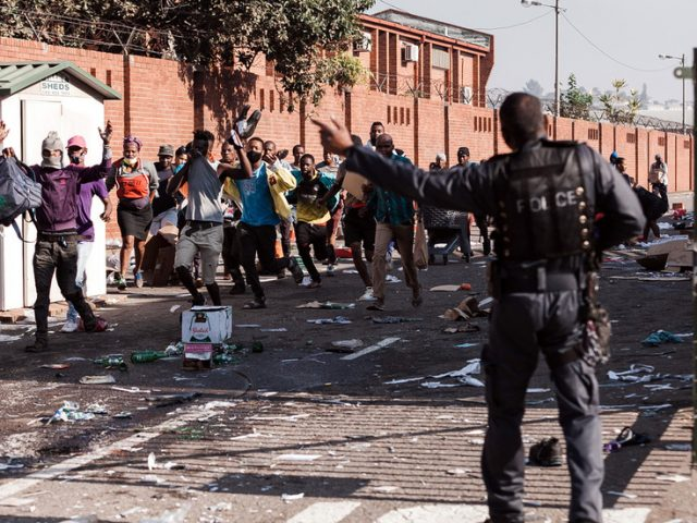 South Africa deploys military to two provinces amid looting and violence after ex-president Zuma's jailing
