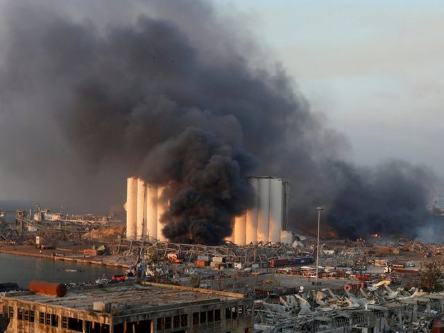 Lebanon security chief faces prosecution over fatal Beirut Port blast