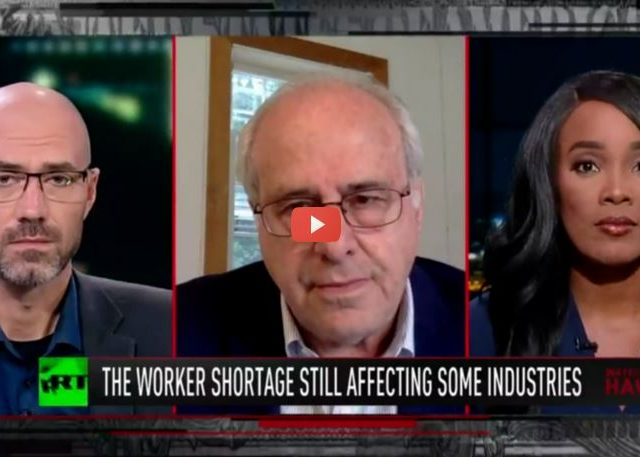 Forever war on immigration & the summer of the missing workers