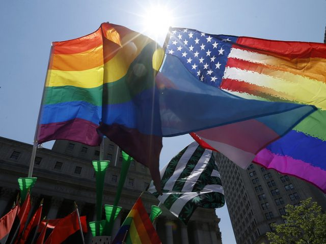 Spreading 'human rights' at the tip of a bayonet: the LGBT agenda has now become a tool in Western foreign policy across the globe