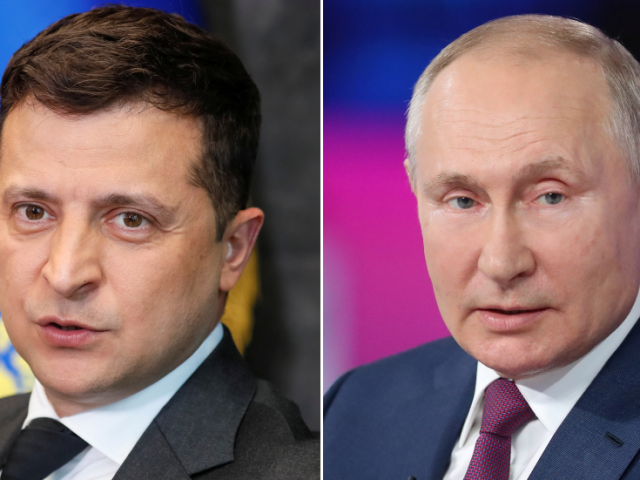 Ukraine has surrendered itself to control from West, no point in meeting Zelensky when decisions are made in Washington – Putin