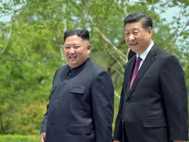Kim Jong-un pledges to raise partnership with China to new level amid coronavirus challenges