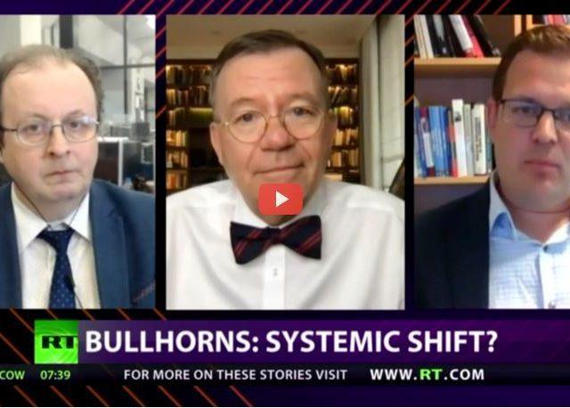 CrossTalk Bullhorns, HOME EDITION: Systemic shift?