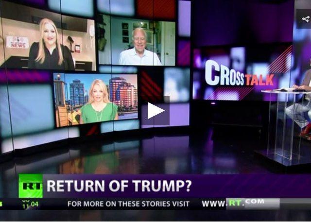 CrossTalk: Return of Trump?